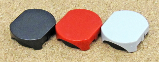 S1822-7 Shiny Ink Pad Red SHINY S-822-7